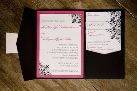 pocket wedding invitations with inserts belletristics stationery design and inspiration for the