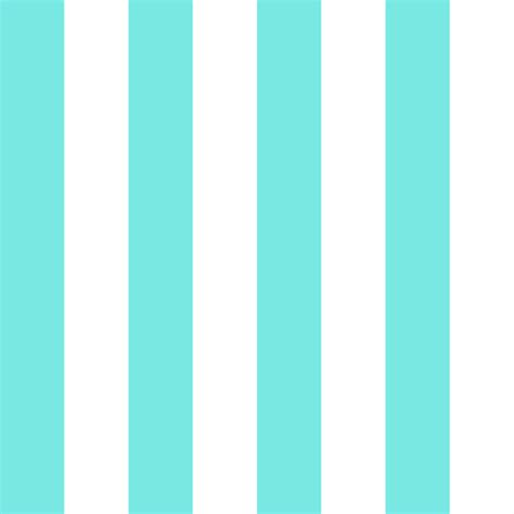 Textured Curtains Turquoise White 1 Inch Stripe Fabric Glimmericks