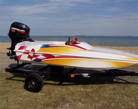 fun mini cat project boat on ebay page 2 offshoreonly - Mini Me Boat