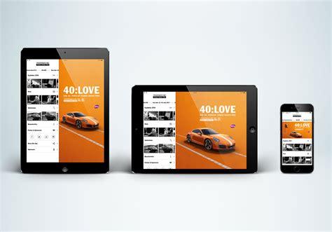 Porsche Grand Prix by Porsche Tennis Grand Prix Platingroup Digitalagentur