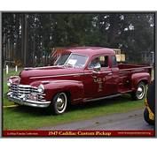 1948 Cadillac Pickup Genuine Article