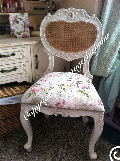 shabby chic bedroom chair 22 best vintage chic home occasional chairs images on