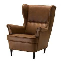 strandmon wing chair ikea