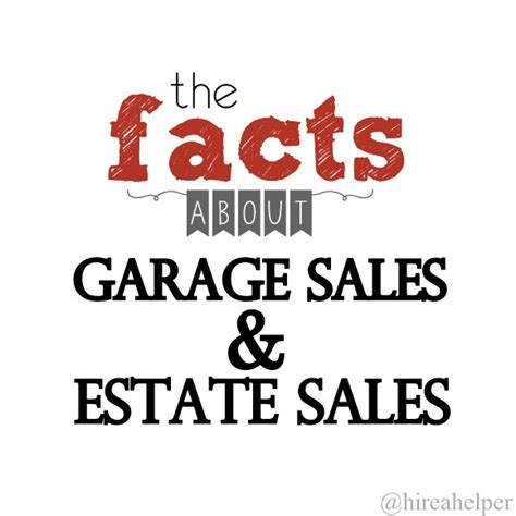 Yard Sale Vs Garage Sale yard sales archives the hireahelper
