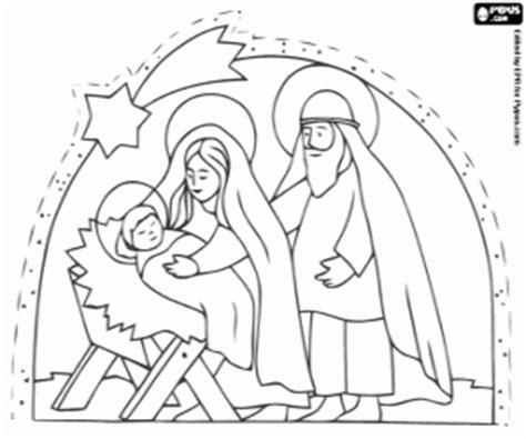 printable coloring pages holy family nativity coloring pages printable