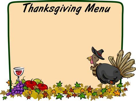 printable art for thanksgiving free thanksgiving border clip art cliparts co