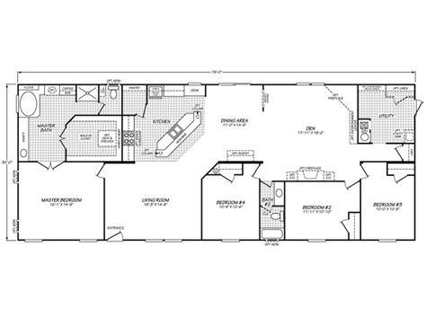 1998 fleetwood mobile home floor plans 2002 fleetwood mobile home floor plans