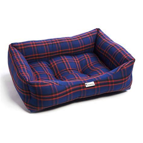 tartan sofa uk chilli dog black royal tartan sofa dog bed
