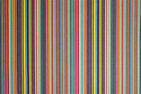 Upholstery Australia by Mahjong Rainbow Striped Fabric The Stripes Company Australia