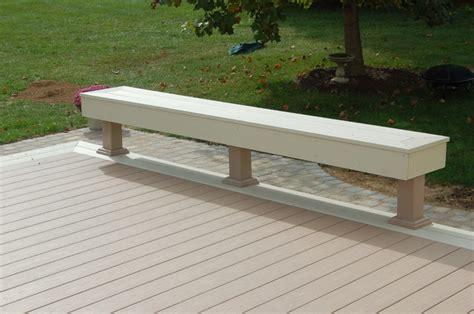 the bench gaithersburg md gaithersburg maryland azek deck traditional deck dc