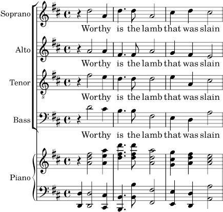 manuale  apprendimento  lilypond  partitura