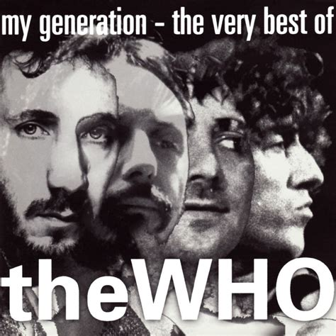 Best Of My my generation the best of the who the who roger
