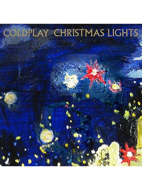 coldplay christmas lights piano vocal guitar right