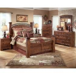 timberline poster bedroom set signature design by