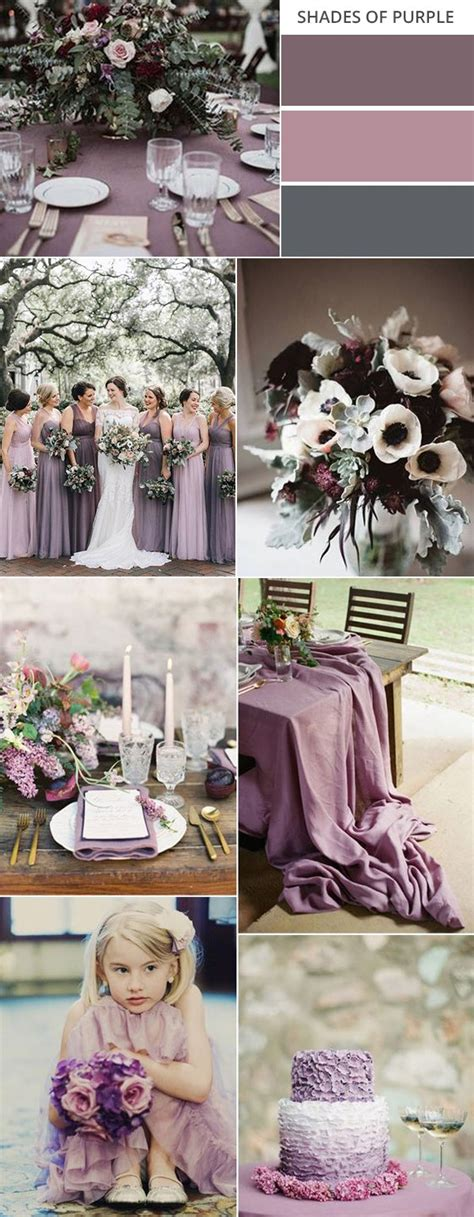 top  gorgeous fall wedding color palettes  love