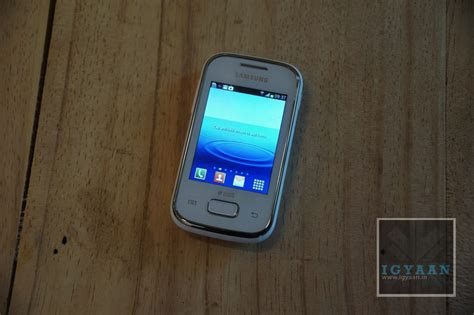 samsung galaxy y plus duos gt s5303 review igyaan network