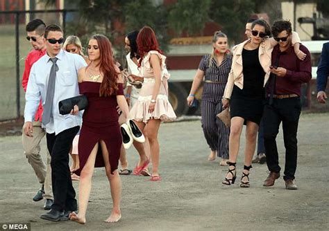 glammed  punters celebrate  races  ipswich cup daily mail