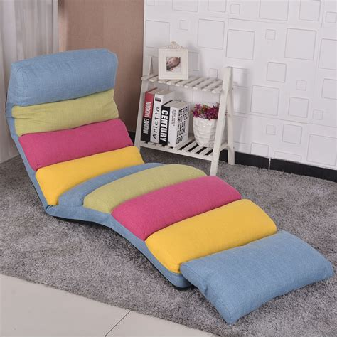 modern classic chaise lounge sofa chair indoor living room upholstered lounger 6 color floor