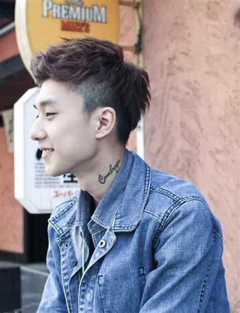 short asian boy hairstyle 15 best short asian hairstyles men mens hairstyles 2018