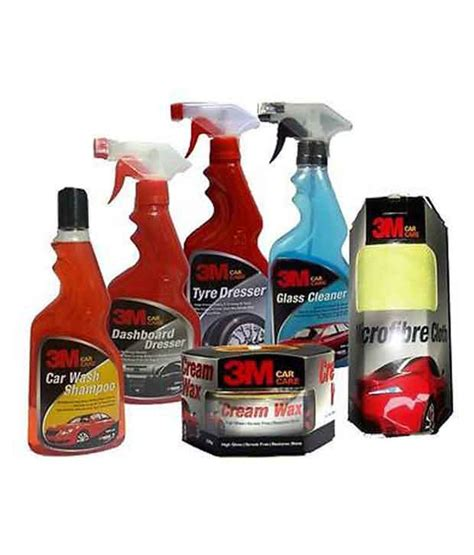 3m Interior Cleaning Cost by 3m Interior Exterior Complete Kit 500ml 6 In 1 Buy 3m