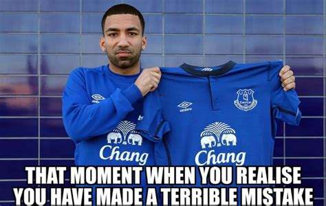 Everton Memes - everton have sacked the photographer responsible for aaron