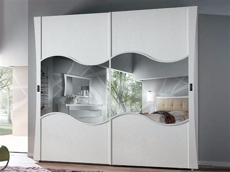 armadi con specchio vela armadio con specchio collezione vela by arvestyle