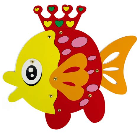 Set Golfish Kid popular fish craft buy cheap fish craft lots from china fish craft suppliers on