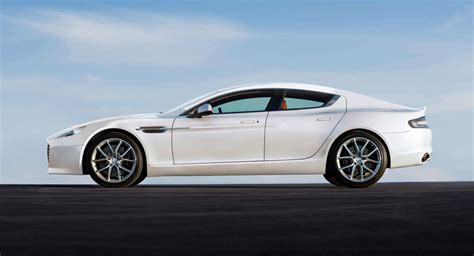 2016 Aston Martin Vantage And Rapide S Get Design And Equipment Updates