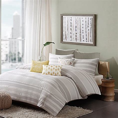 ivy comforter set buy ink ivy lakeside king comforter set from bed bath beyond