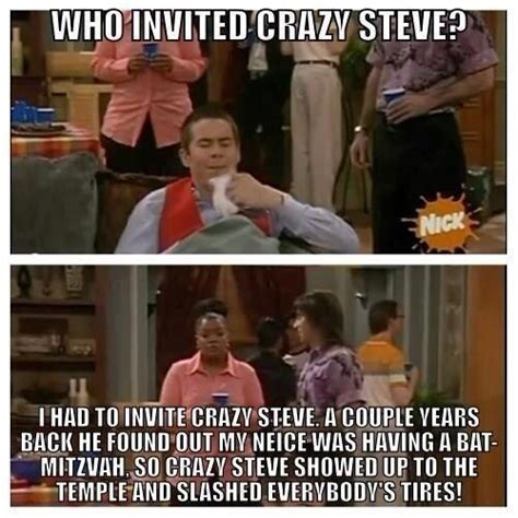 Drake Josh Memes - 13 signs you are actually crazy steve from quot drake and josh quot