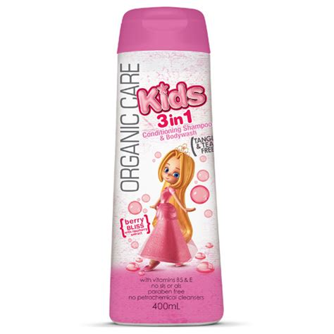 Shoo Organic Care buy organic care shoo conditioner berry bliss 3n1 400ml at countdown co nz