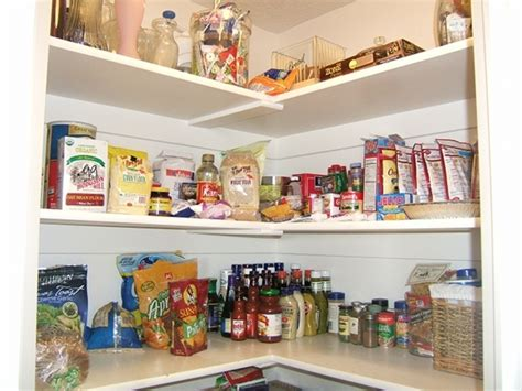 kitchen pantry shelving ideas clean out the clutter challenge kitchen pantry done