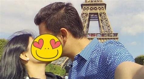 ciuman film fiksi ini foto ciuman christian sugiono titi kamal di 6 negara