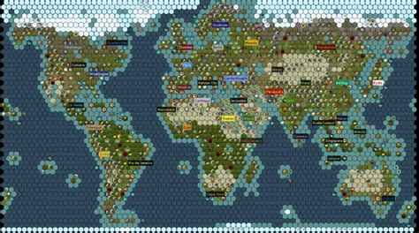 civ 5 world map civilization v building your own world petros