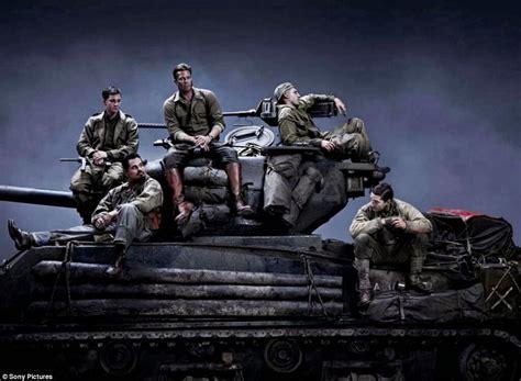 film perang dunia terbaru 2014 film perang dunia 2 digarap world war ii movie fury