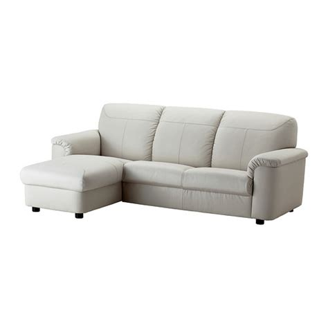 white chaise sofa timsfors two seat sofa with chaise longue mjuk kimstad