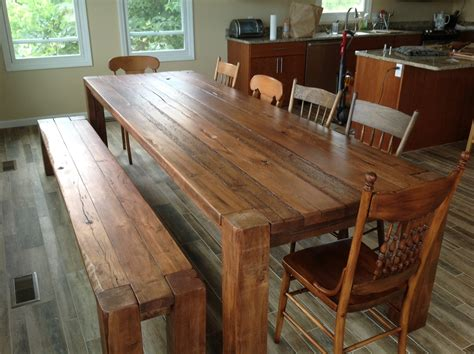 wood kitchen table farmhouse wooden kitchen tables as ageless rustic interior