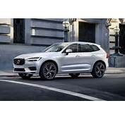 India Bound 2018 Volvo XC60s Production Begins In Sweden