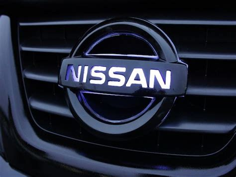nissan black logo image gallery nissan badge