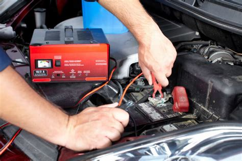 charging your car battery with a charger best car battery charger of 2017