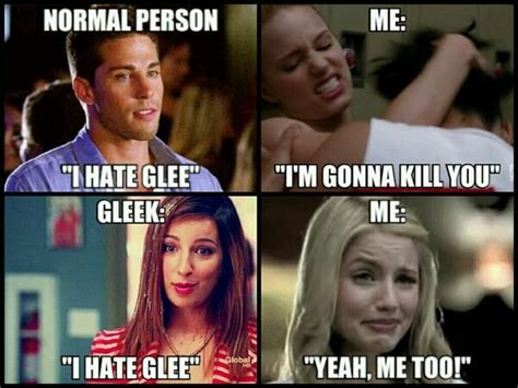 Glee Memes - 214 best glee images on pinterest glee club