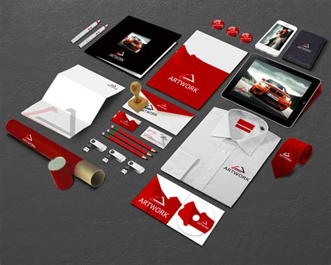 branding layout free download gemgfx corporate identity mockup part 6 free download