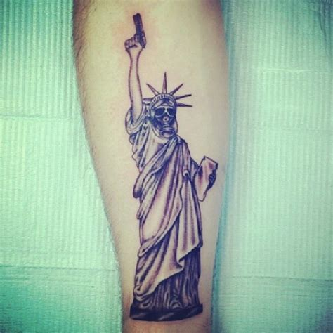 statue of liberty tattoo designs statue of liberty tattoos designs ideas and meaning