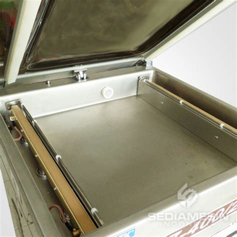 Mesin L Bar Sealer vacuum sealer dz 400 2e