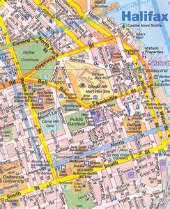 halifax map of canada map of canada regional city in the wolrd halifax map