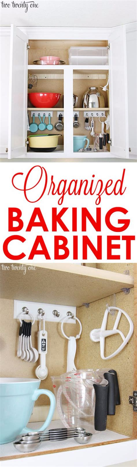 kitchen cabinet organizing ideas 31 best diy organizing ideas for the year