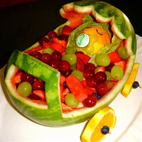 Fruit Ideas For A Baby Shower by Baby Shower Fruit Bowl Baby Shower