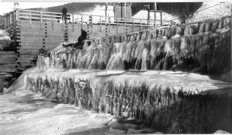 Crib Dam by Crib Dam Circa 1932 Item 90 2 1172 Series 275 Seattle
