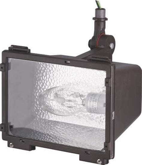 Metal Halide Outdoor Lights Floodlight 100 Watt Metal Halide With Knuck Contemporary Outdoor Flood And Spot Lights By