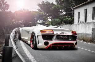 Audi Tune Up Cost Audi R8 V10 Spyder With Regula Tuning Bodykit